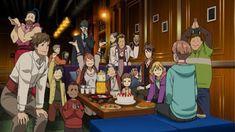 Moriarty, Sherlock Holmes, Sherlock Anime, John Watson, Season 1, Detective, Manga Anime, Tv Shows, Family Guy