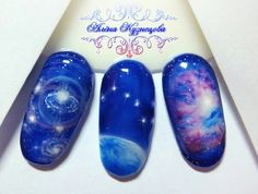 #space #nail
