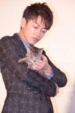 佐藤健、「猫のパンプよりNGが多かった」暴露されタジタジ/2016年5月14日 - 映画 - ニュース - クランクイン!