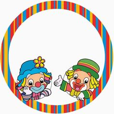 Help Festas e Personalizados: Kit Patati Patata Clown Crafts, Carnival Crafts, Circus Theme Party, Party Themes, Diy And Crafts, Crafts For Kids, Paper Crafts, Painting Patterns, Fabric Painting