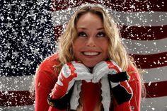 Lindsey Vonn love her!