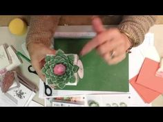 Stampin Up Vertical Garden Kit project alternative ideas by Janet Wakeland - chalkboard, box, Easter cross Diy Flowers, Fabric Flowers, Paper Flowers, Verticle Vegetable Garden, Paper Succulents, Flower Artwork, Succulent Gardening, Paper Crafts, Diy Crafts