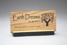 Oak Wood Award - Laser Engraved - Custom Built in Colorado. Desk Plaques, Award Display, Laser Engraving, Bamboo Cutting Board, Promotion, Colorado, How To Memorize Things, Awards, Metal