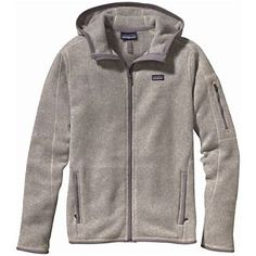 Patagonia Women's Better Sweater Full-Zip Hoody - Free Shipping on Patagonia orders over $49 at Moosejaw