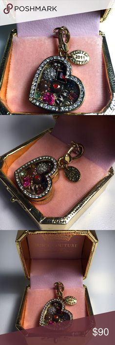 Juicy Couture Limited Edition 2011 Chocolate Charm Brand new, still in the box from 2011! This is the 2011 limited edition box of chocolates charm. Bundle 2+ of my items and save 15%! I do not trade or hold items. Juicy Couture Jewelry Bracelets