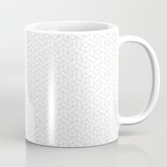 Available in 11 and 15 ounce sizes, our premium ceramic coffee mugs feature wrap-around art and large handles for easy gripping. Dishwasher and microwave safe, these cool coffee mugs will be your new favorite way to consume hot or cold beverages. Cold Drinks, Beverages, Grey Pattern, Heart Patterns, Coffee Mugs, Valentines, Ceramics, Cool Stuff, Tableware