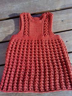 Ravelry: Pikkumyyti's My first dress (Ellis dress pattern)