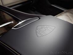 Интерьер седана Mercedes-Maybach S класса 2016 / Мерседес-Майбах S класса 2016