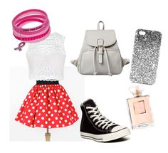 Untitled #18 by dimitrova28 on Polyvore featuring polyvore moda style Ally Fashion Converse Topshop fashion clothing