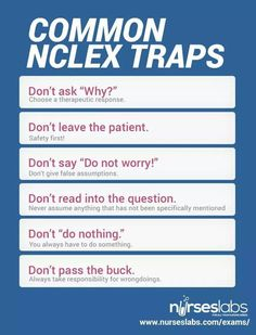 Don't fall for these common NCLEX Traps. For practice questions visit: nursesla… – I Cured My Nasal Polyps Permanently and Naturally In Just 4 Days! Nclex Practice Questions, Nclex Questions, Nursing Questions, Rn Nurse, Nurse Life, Nurse Stuff, Nurse Humor, Medical Humor, Nursing School Notes