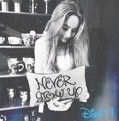 Photo: Sabrina Carpenter Spending Time At Walt Disney World Resort September 7, 2014