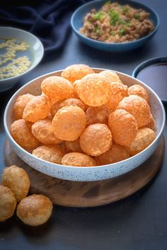 Crisp puri recipe for pani puri step by step photos. Fried puri of pani puri which is also known as atta golgappa puri or puchka puri is basically made using fine semolina (rava) and atta (whole wheat flour). This puri for pani puri recipe that I am sharing with you all today, is fool proof, tried and tested recipe