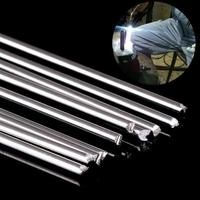 Suitable for welding or surfacing welding alloy with high strength, good forgeability & good corrosion resistance. 10 x Welding Rods. Minimize parent material distortion during welding.