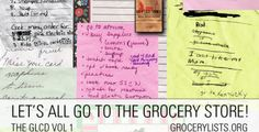 Downloadable, editable ULTIMATE grocery list in PDF!  I use this every time I have to make a trip to the store.  Website is also hilarious!