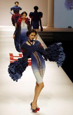 ❥China Fashion Week..