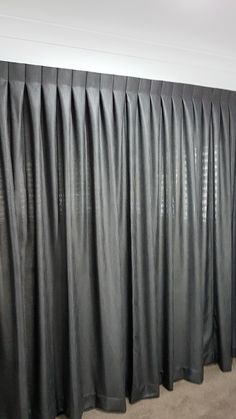 Designing quality soft furnishings, custom curtains and decor to create a unique, beautiful spaces. MotzDESIGNS takes decor to a new level of sophistication Caravan Curtains, Closet Curtains, Pleated Curtains, Home Curtains, Custom Curtains, Curtains With Blinds, Living Room Decor Curtains, Living Room Decor Cozy, Rideaux Design