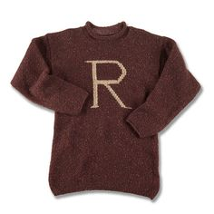 Harry Potter: Ron Weasley Pull-Over Sweater - BestProducts.com