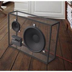 Clear speaker