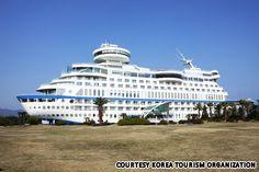 Sun Cruise Resort & Yacht, 50-10 Jeongdongjin-ri Gangdong-myeon, Gangneung-si, Gangwon-do Province