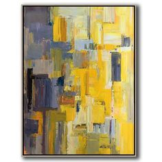 Hand painted oversized wall art, palette knife painting, vertical contemporary painting on canvas. Abstract Canvas Art, Diy Canvas Art, Acrylic Painting Canvas, Pallette Knife Painting, Palette Knife, Gold Canvas, Oversized Wall Art, Painting Gallery, Contemporary Art