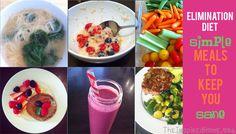 Elimination Diet Sim