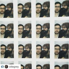 #Repost @olliegrey ・・・ I'm seeing double. No wait make that...duodecuple? #Berlin#colbykeller#colbydoesberlin