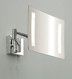 Bathroom Movable Mirrors