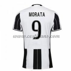 Juventus Fotbalové Dresy 2016-17 Morata 9 Domáci Dres