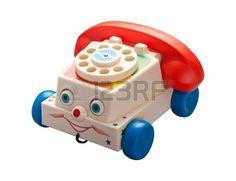 Teléfono Juguete