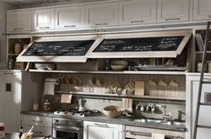 Fotografie 10 - Interiér drevená kuchynská linka v štýle vintage