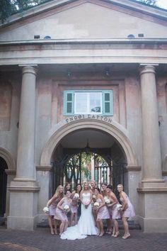 #cofc #cistern Molly Joseph Photography - Charleston, SC #MoJo #CharlestonWeddingPhotography #CharlestonWedding #WeddingPhotographer #CouplesPortraits #DestinationWedding