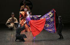 """""""The Kabuki,"""" The Tokyo Ballet."""