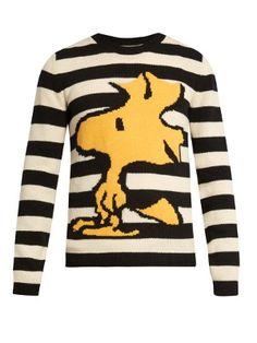 13332348 Gucci | Menswear | Shop Online at MATCHESFASHION.COM UK. Gucci MenFly GearWool  SweatersWoodstockBaddieKnitwearMarled ...