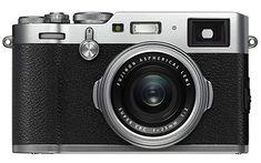 Fujifilm Kompaktkamera mit Megapixel X-Trans CMOS III Sensor Silber Spiegellose mirrorless prime lens Cameras Nikon, Sony Camera, Best Camera, Camera Case, Street Photography Camera, Dslr Photography Tips, Beginner Photography, Photography Magazine, Photography Equipment