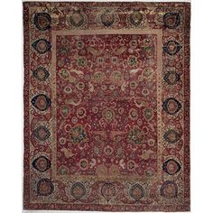 Carpet  Date: 1550-1600  Place: Iran