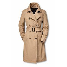 Damen-Trenchcoat EtaProof® | Mäntel und Jacken