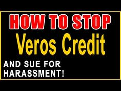 Veros Credit Calling? | Sue and Get Up to $1,500 Per Call | 855-301-5100