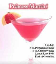 Princess Martini