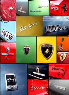 70:s Supercar brands.