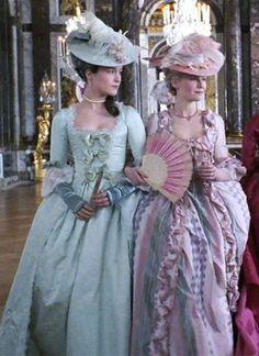 18th Century Dress, 18th Century Costume, 18th Century Fashion, Historical Costume, Historical Clothing, Rococo Fashion, Vintage Fashion, Marie Antoinette Movie, Marie Antoinette Costume