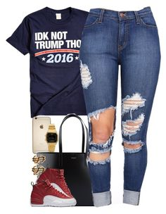 """Untitled #1575"" by power-beauty ❤ liked on Polyvore featuring Urban Outfitters, Casio, Yves Saint Laurent and NIKE"