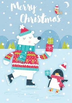Gareth Williams - Polar Bear In Jumper