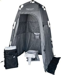 Our Bathroom for camping Cabelas: Cleanwaste GO Anywhere Portable Toilet  Accessories Zoom