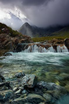 Home  Glen Brittle, Isle of Skye by alex scott Photography, via Flickr