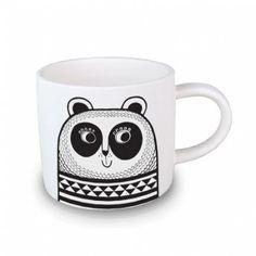 Mini mug Panda Jane Foster