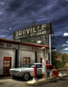 Budville New Mexico.