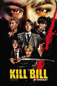 """tw // blood BTS x KiII Bill a martial arts tale of revenge and redemption"" Bts Blackpink, Bts Bangtan Boy, Foto Bts, Bts Photo, Bts Poster, Wattpad Book Covers, Bts Book, Bts Pictures, Photos"