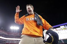 The Clemson rallied the Tigers with a fun-loving approach that ultimately toppled the hard-nosed tactician and his Crimson Tide
