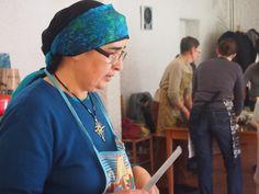Atelier culinaire du 17 février 2013 à Beaumont de Lomagne   ©ADEN-S