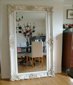 Big mirrors- fast wall decor